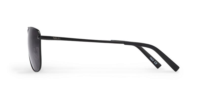 Gafas de sol hombre BELEM negro - vista de lado