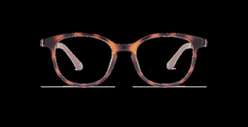 Gafas graduadas mujer MAGIC 09 carey - vista de frente
