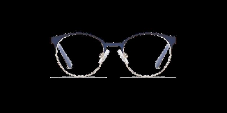 Gafas graduadas niños AYLA azul/plateado