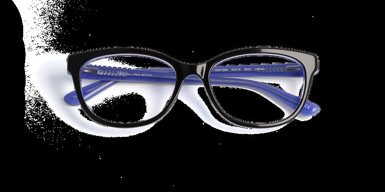 Gafas graduadas mujer BETINA negro
