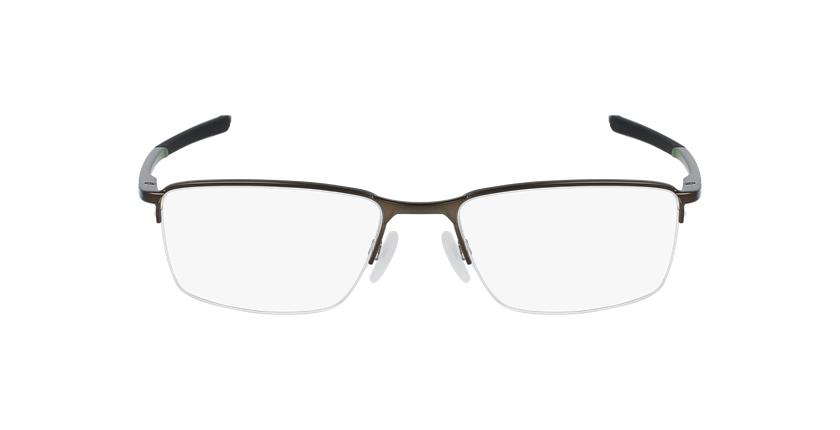 Gafas graduadas hombre OX3218 plateado - vista de frente