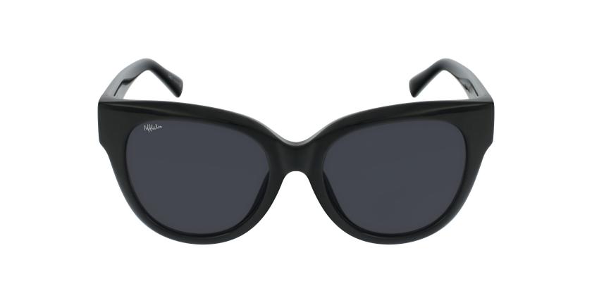 Gafas de sol mujer BRITANY negro - vista de frente