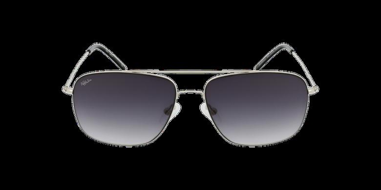 Gafas de sol hombre ANDILLA plateado