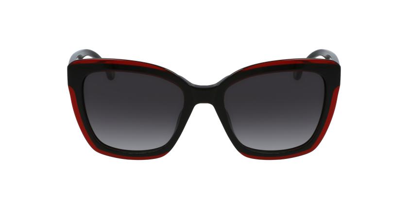Gafas de sol mujer SHE788 rojo/negro - vista de frente