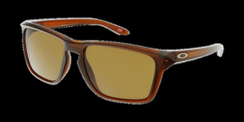Gafas de sol hombre SYLAS marrón/amarillo
