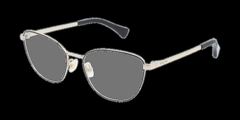 Gafas graduadas mujer RA6046 negro/dorado