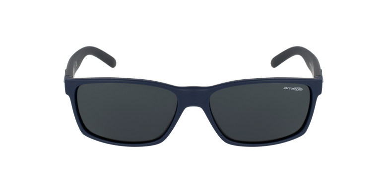 Gafas de sol hombre SLICKSTER azulvista de frente