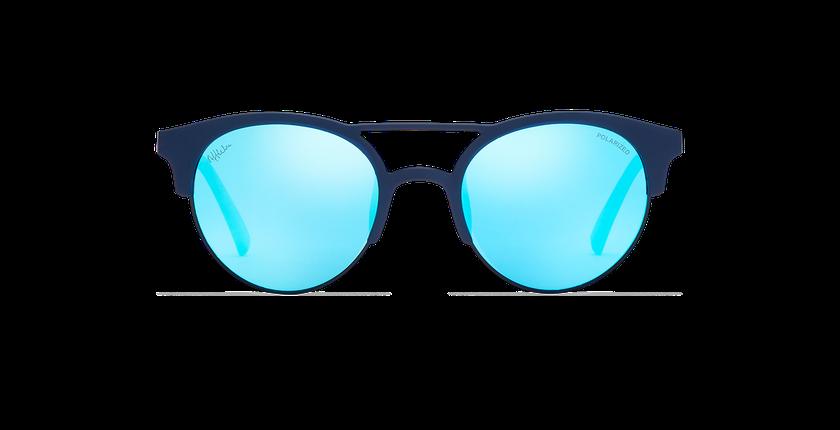 Gafas de sol mujer OLHAO POLARIZED azul - vista de frente