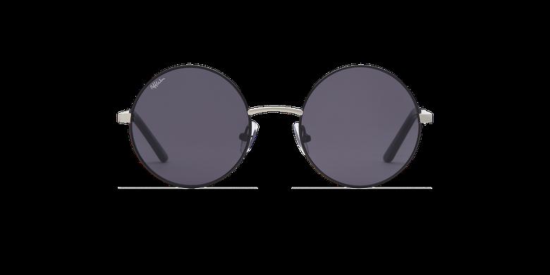 Gafas de sol mujer HOLA negro/plateado