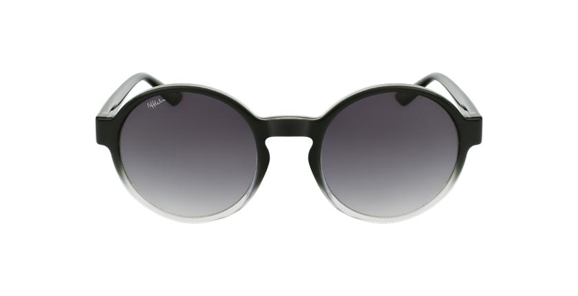 Gafas de sol mujer CHACHA negro - vista de frente