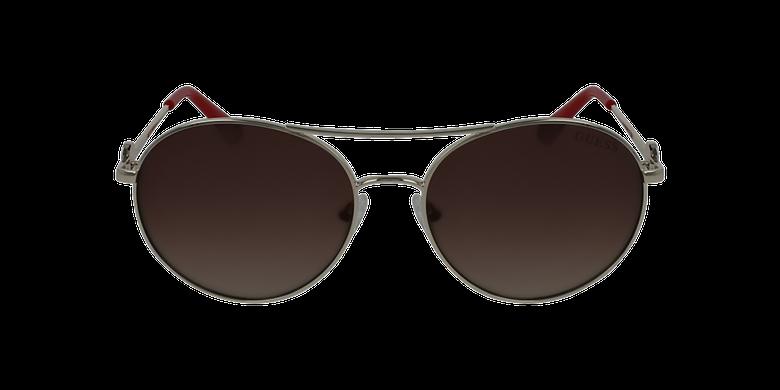 Gafas de sol mujer GU7640 doradovista de frente