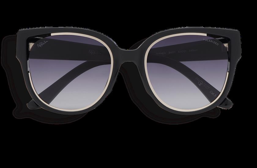 Gafas de sol mujer MAHEA POLARIZED negro/plateado - danio.store.product.image_view_face