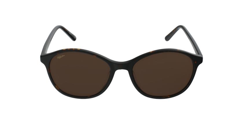 Gafas de sol mujer COLINE carey - vista de frente