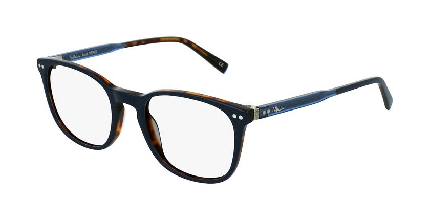 Gafas graduadas VERDI azul/carey - vue de 3/4
