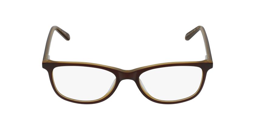 Gafas graduadas mujer SOLINE negro - vista de frente