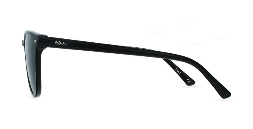 Gafas de sol JACK negro - vista de lado