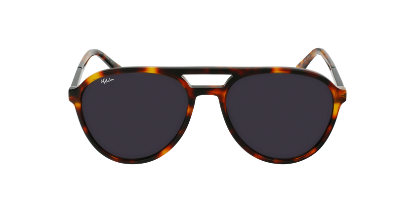 Gafas de sol hombre JONAS carey - vista de frente