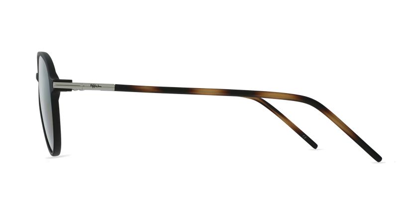 Gafas graduadas MAGIC 75 negro/carey - vista de lado