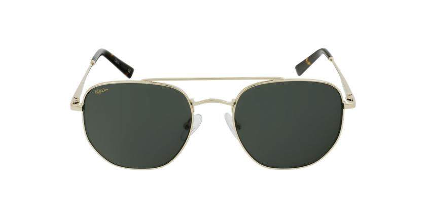 Gafas de sol STAN dorado - vista de frente
