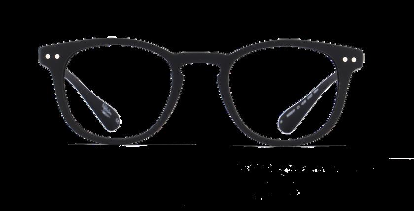 Gafas graduadas BLUE BLOCK UNISEX negro - vista de frente