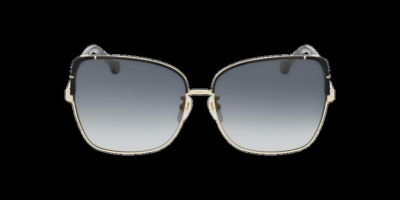 Gafas de sol mujer SHE172 dorado/negrovista de frente