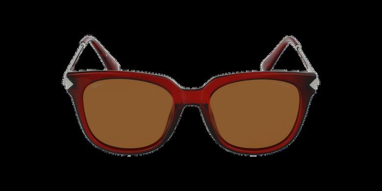 Gafas de sol mujer VETEAA POLARIZED rojo/plateado