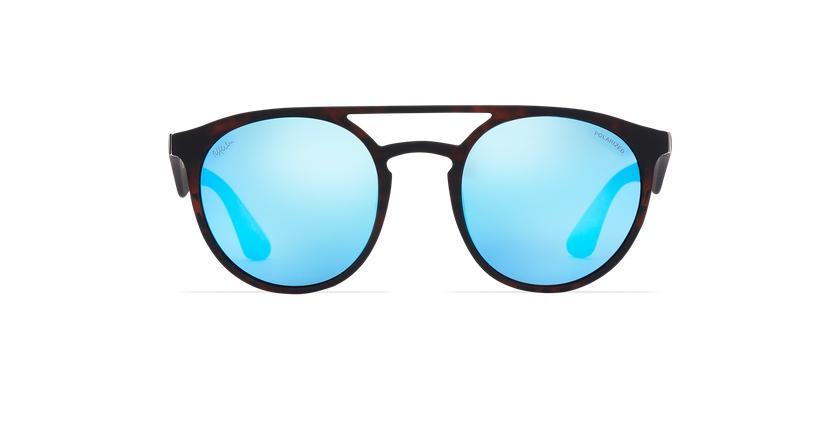 Gafas de sol LIONI POLARIZED carey - vista de frente