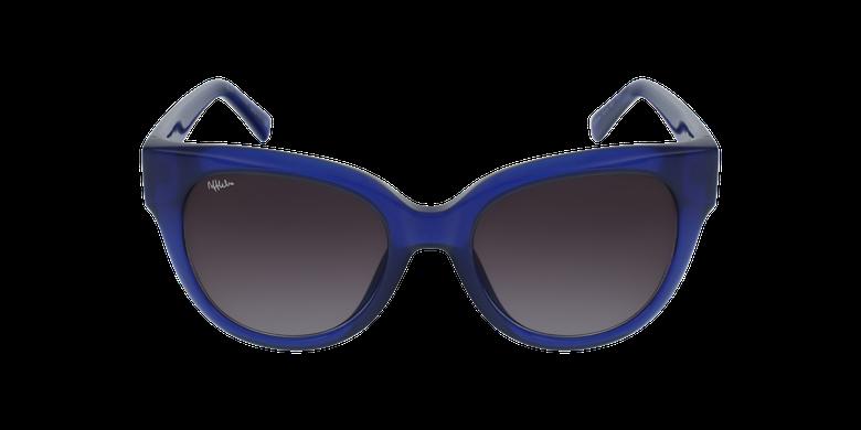Gafas de sol mujer BRITANY azulvista de frente