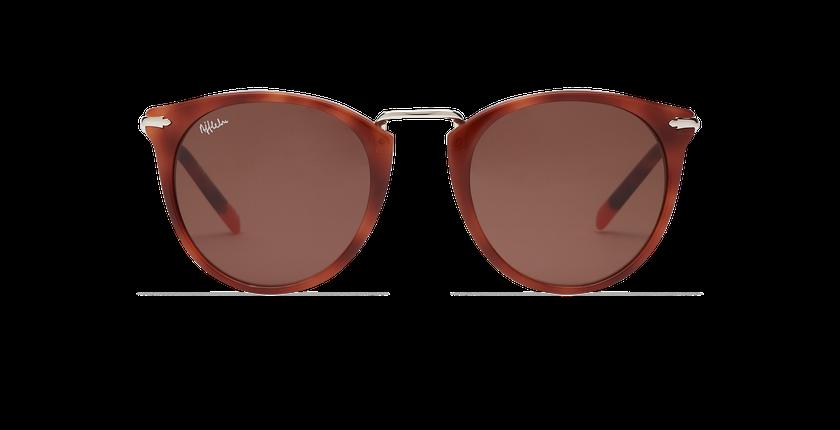 Gafas de sol mujer BARKLY carey - vista de frente