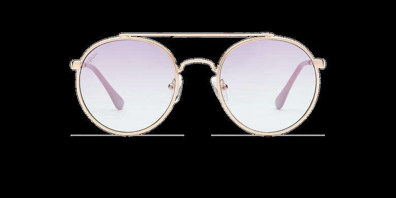 Gafas de sol MOHO dorado/azul
