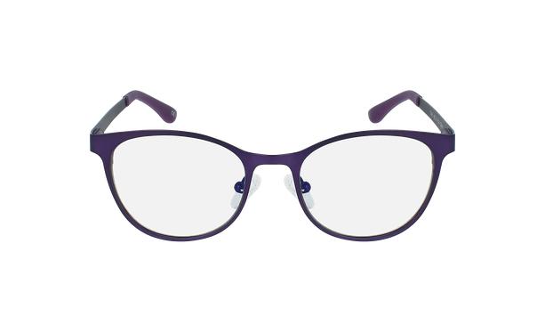 Gafas graduadas mujer MAGIC 45 BLUEBLOCK morado - vista de frente