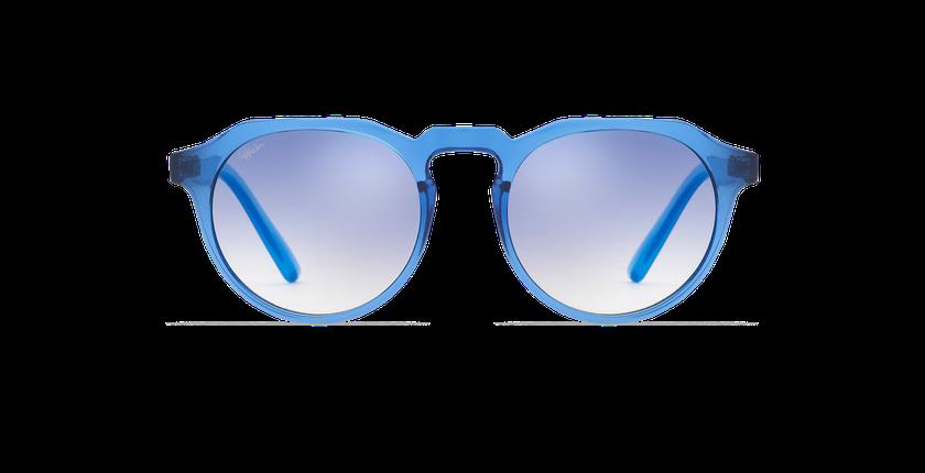 Gafas de sol VAMOS azul - vista de frente