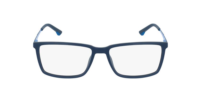 Gafas graduadas hombre VPL949 azul/azul - vista de frente