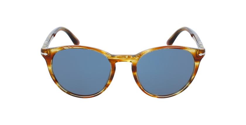 Gafas de sol hombre 0PO3152S marrón - vista de frente