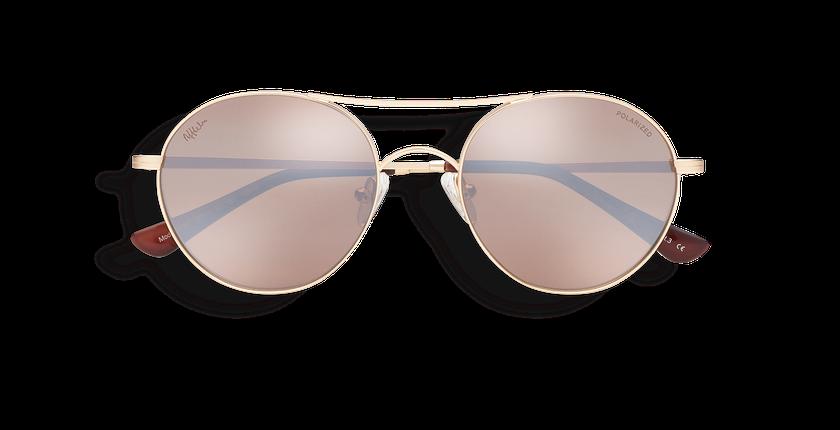 Gafas de sol EMON POLARIZED rosa - vista de frente