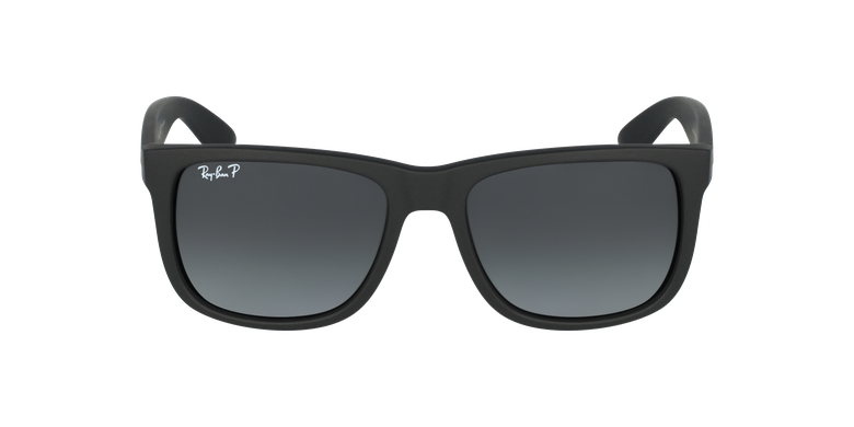 Gafas de sol hombre JUSTIN negro/gris