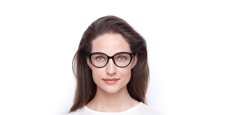 Gafas graduadas mujer LIVIA negro