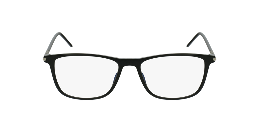 Gafas graduadas hombre MAGIC 73 negro - vista de frente
