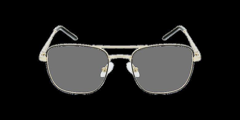 Gafas graduadas hombre WALTER negro/dorado