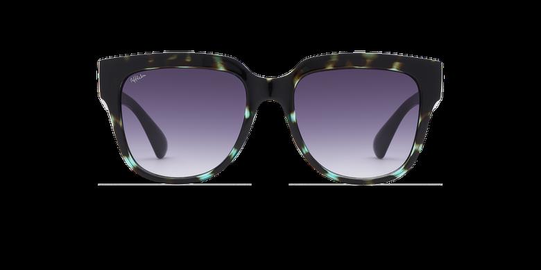 Gafas de sol mujer OSANA carey/verde