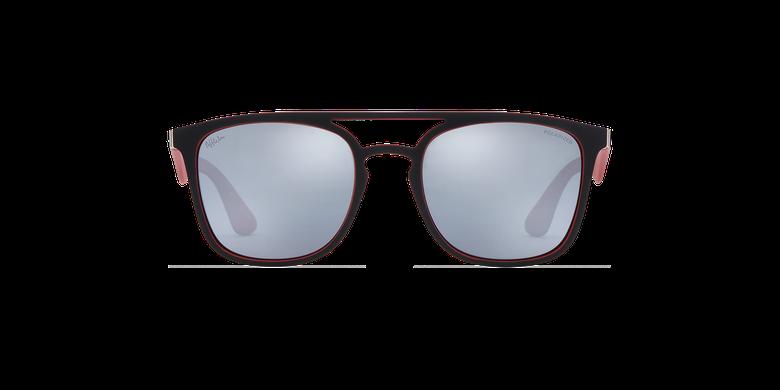 Gafas de sol OSTUNI POLARIZED negro/rojo