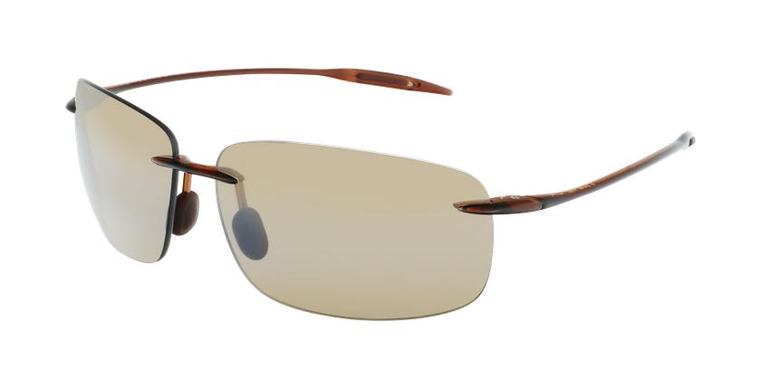 Gafas de sol Breakwall marrón - vue de 3/4