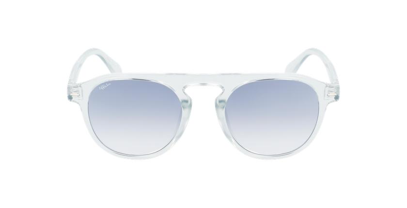 Gafas de sol BEACH blanco - vista de frente