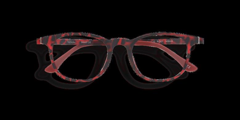 Gafas graduadas hombre MAGIC 20 rojo/carey
