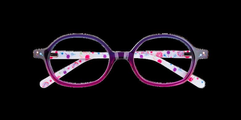 Gafas graduadas niños FLUFFY1 morado
