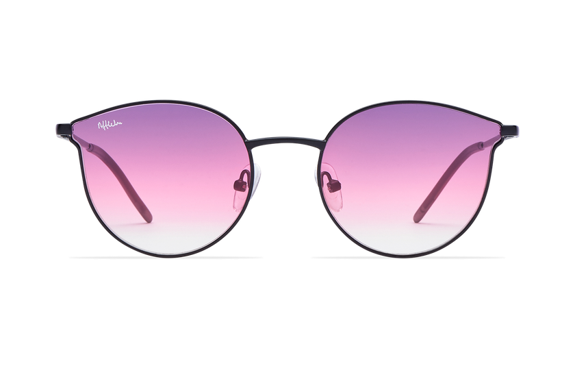 Gafas de sol mujer MELROSE negro - danio.store.product.image_view_face
