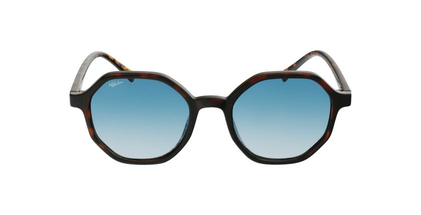 Gafas de sol mujer DELFIA carey - vista de frente