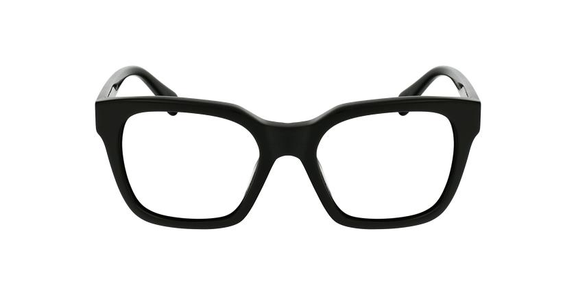 Gafas graduadas mujer OAF21620 negro - vista de frente