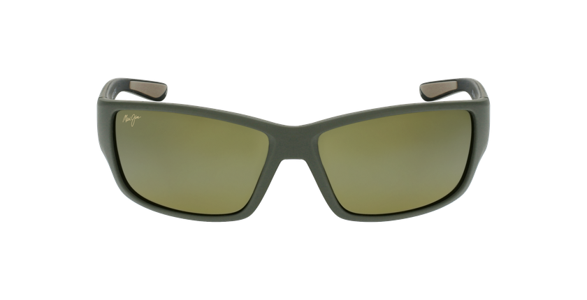 Gafas de sol hombre Local Kine verde - vista de frente