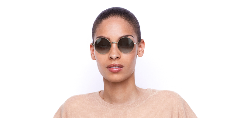 Gafas de sol mujer BETSY dorado